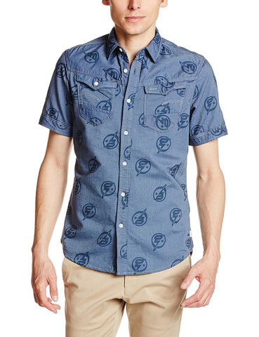 Men's Arc 3D Short-Sleeve Shirt