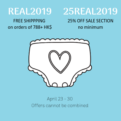 Charlie Banana reusable cloth diapers coupons. Real Nappy Week 2019