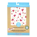 Change Pad Organic Cotton Butterfly