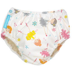 Reusable Swim Diaper Diva Ballerina Medium