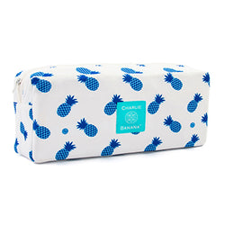 Multi Purpose Wet Pouch Blue Pineapple
