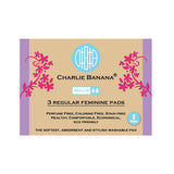 3 Feminine Pads Regular Cotton Bliss