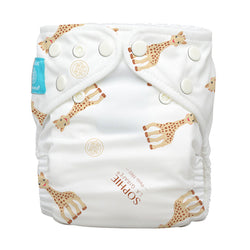 Diaper 2 Inserts Sophie Classic One Size Hybrid AIO