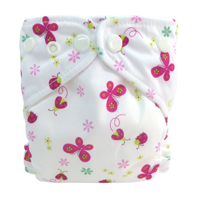 Diaper 1 Insert Butterfly X-Small