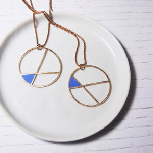 Intersect Necklace