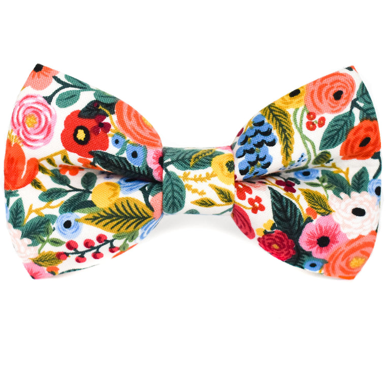 The Audrey Dog Bow Tie