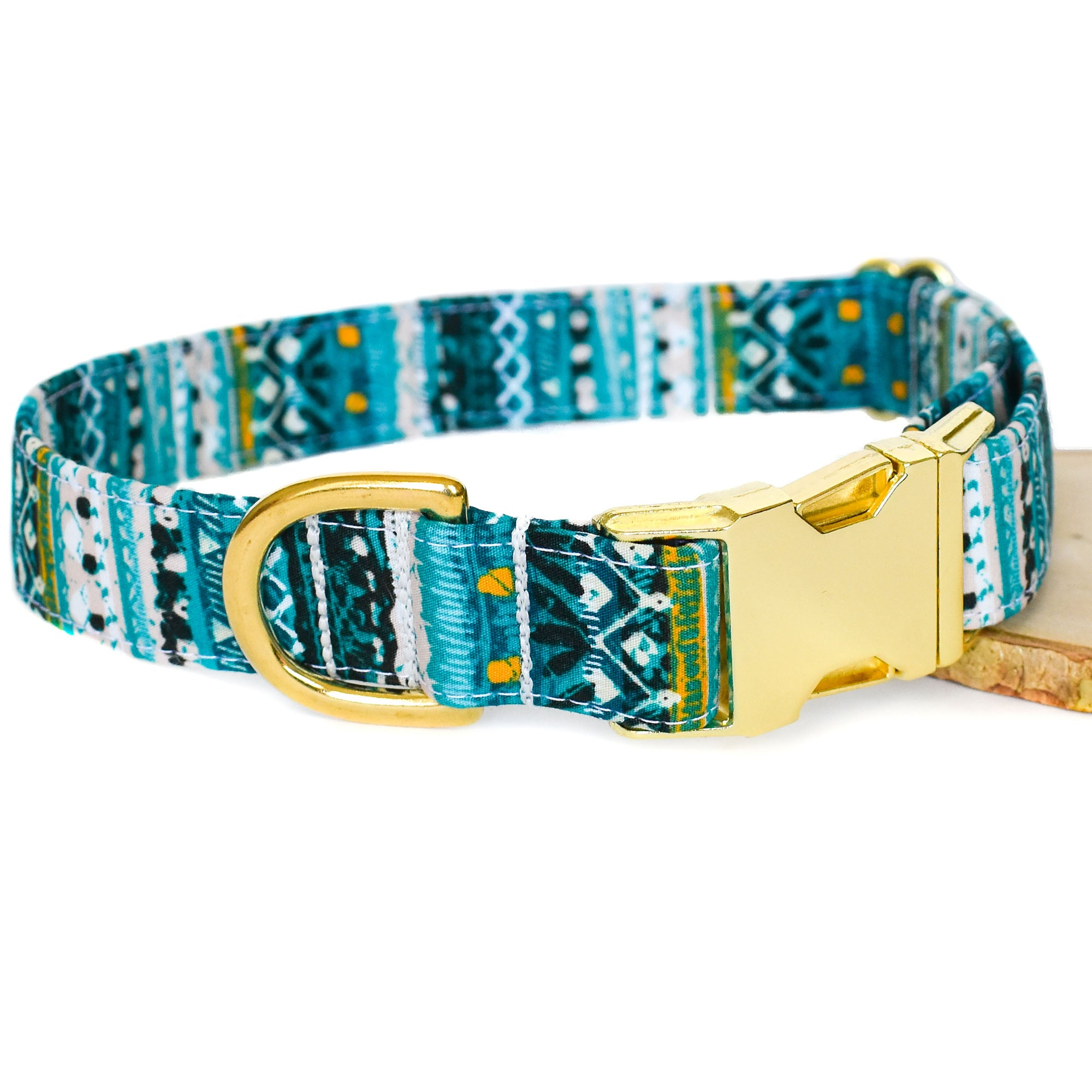 THE INKA DOG COLLAR