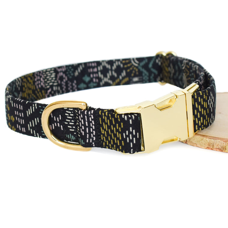 NEVADA NIGHTS DOG COLLAR