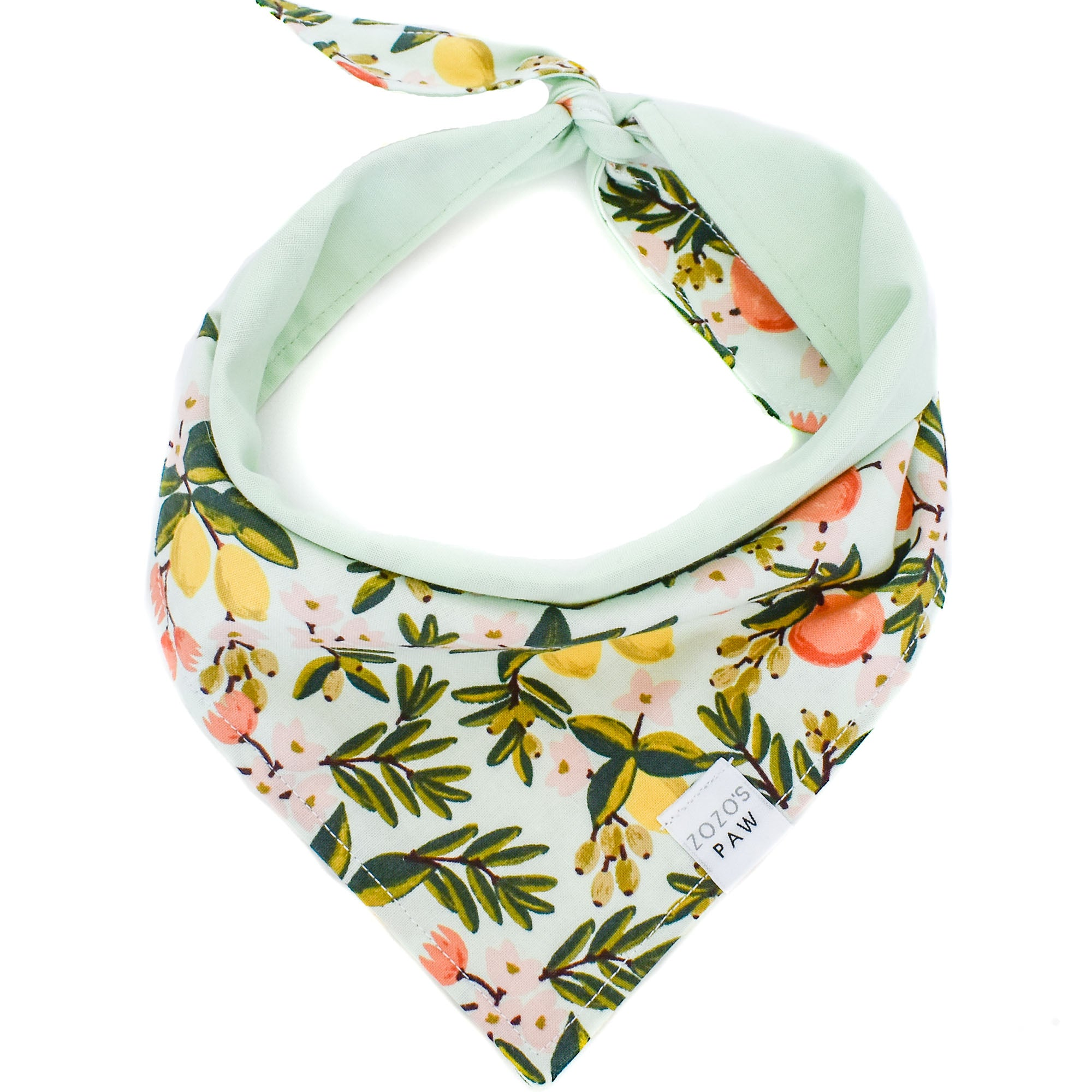 Orchard Breeze Dog Bandana