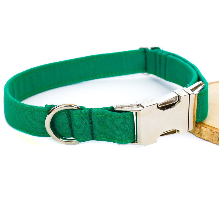 GOOD BOY GREEN DOG COLLAR