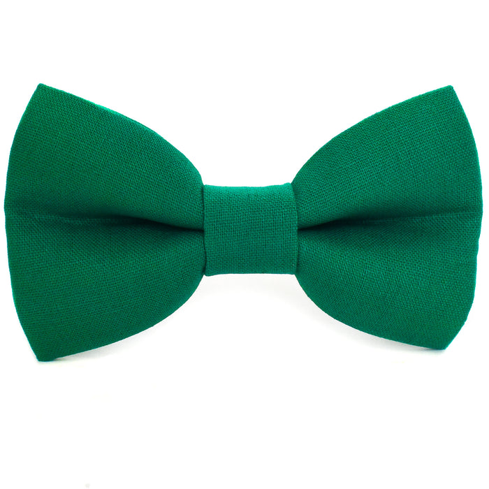 Good Boy Green Dog Bow Tie