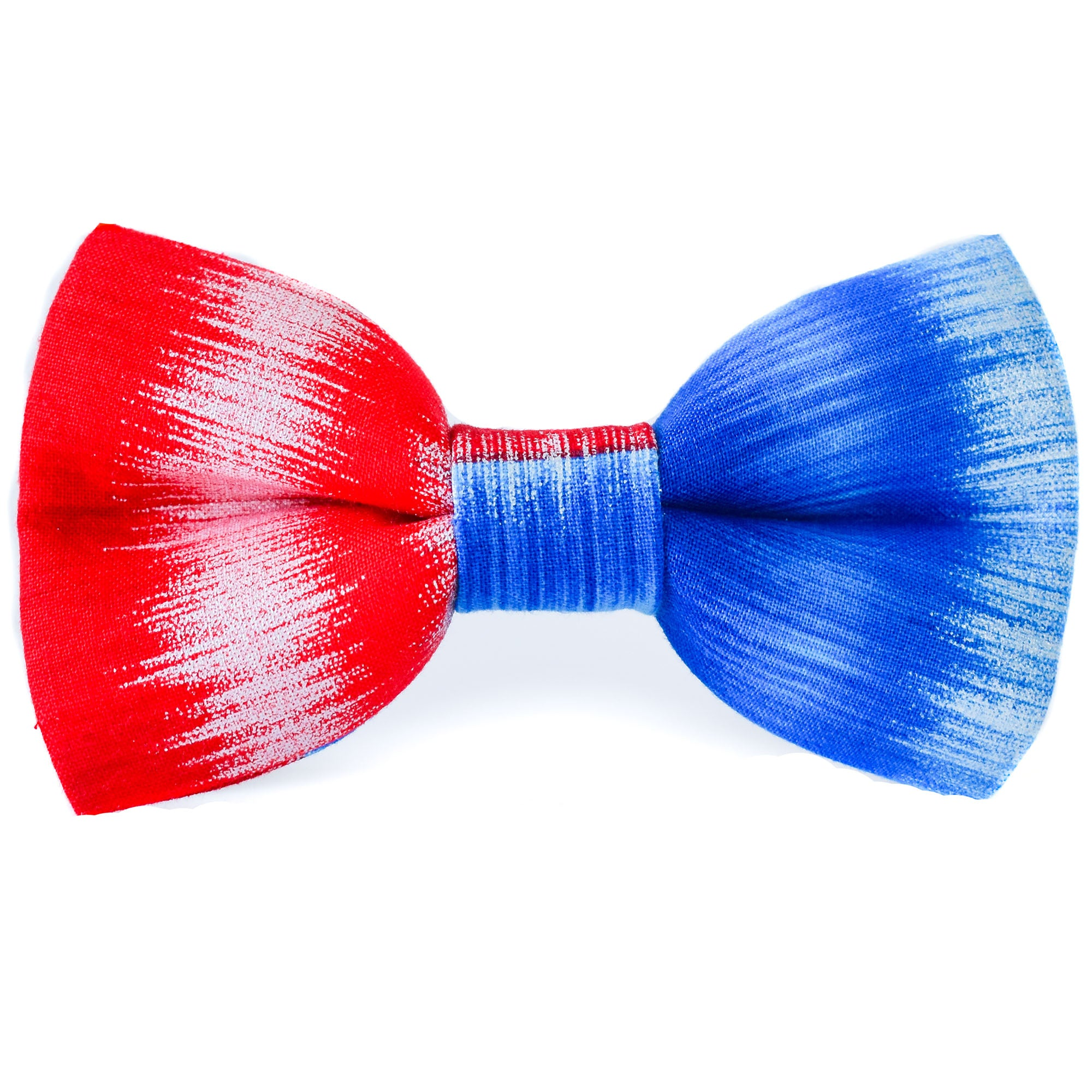 America the BOWtiful Dog Bow Tie
