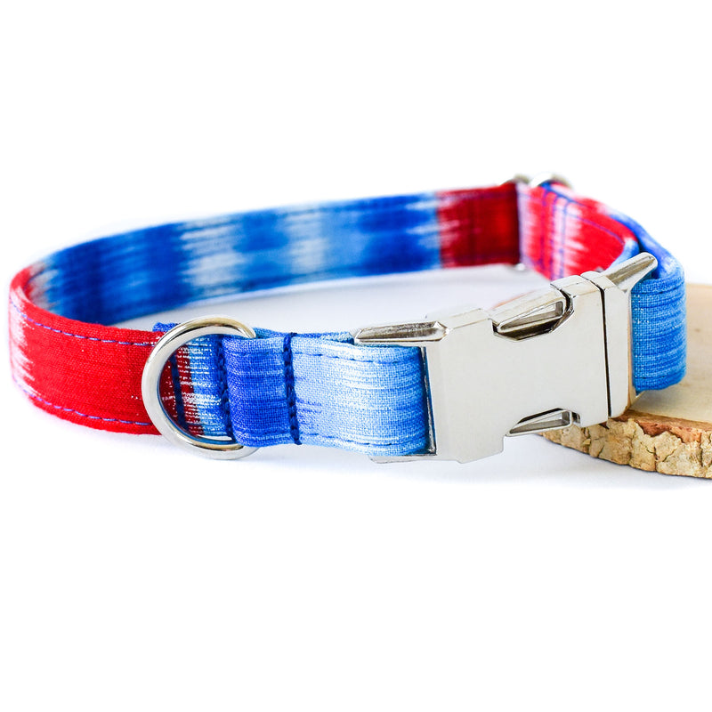 AMERICA THE BEAUTIFUL DOG COLLAR