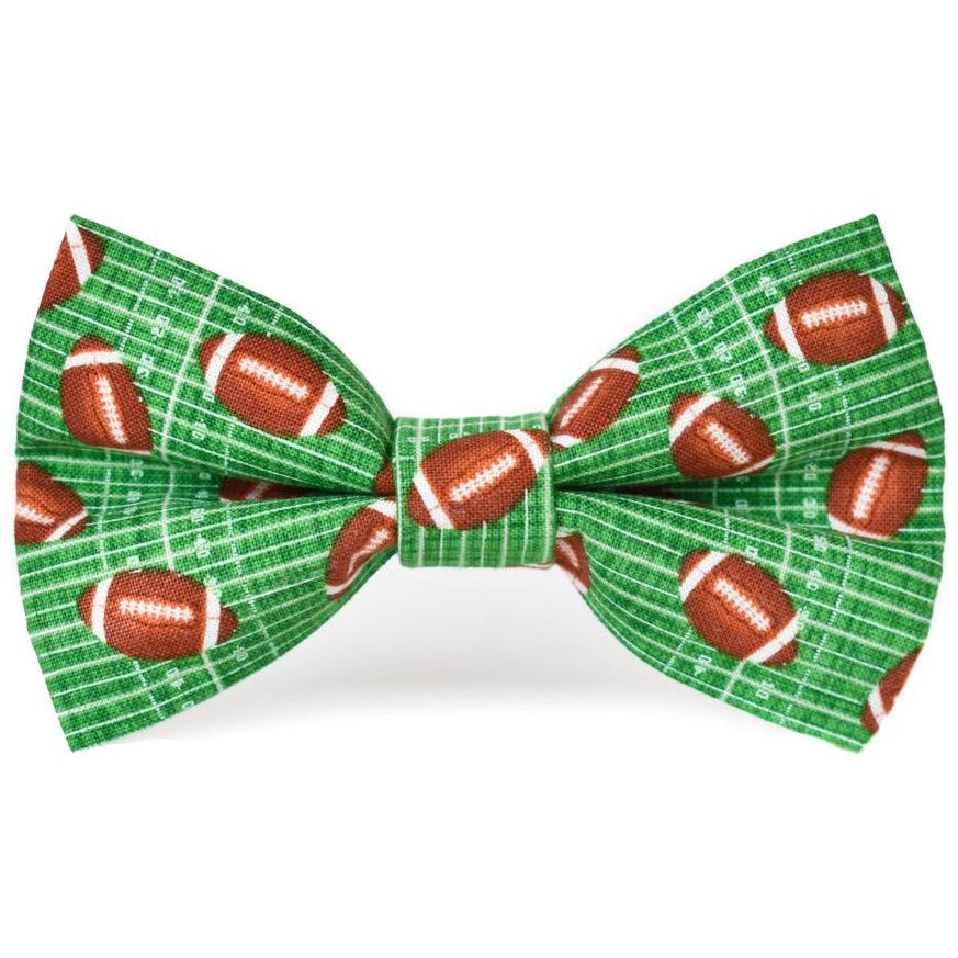 Football Fan - Dog Bow Tie