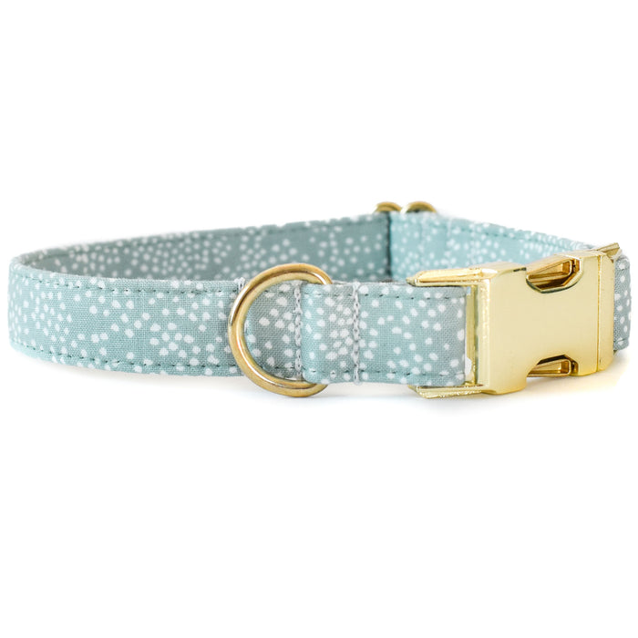 MINT BUBBLY DOG COLLAR