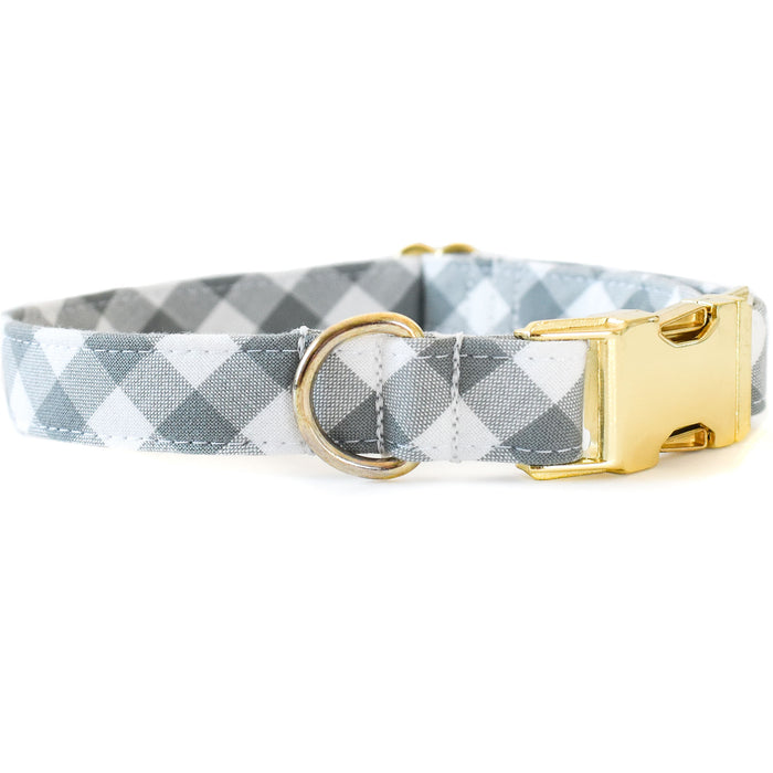 SHALE CHECK DOG COLLAR