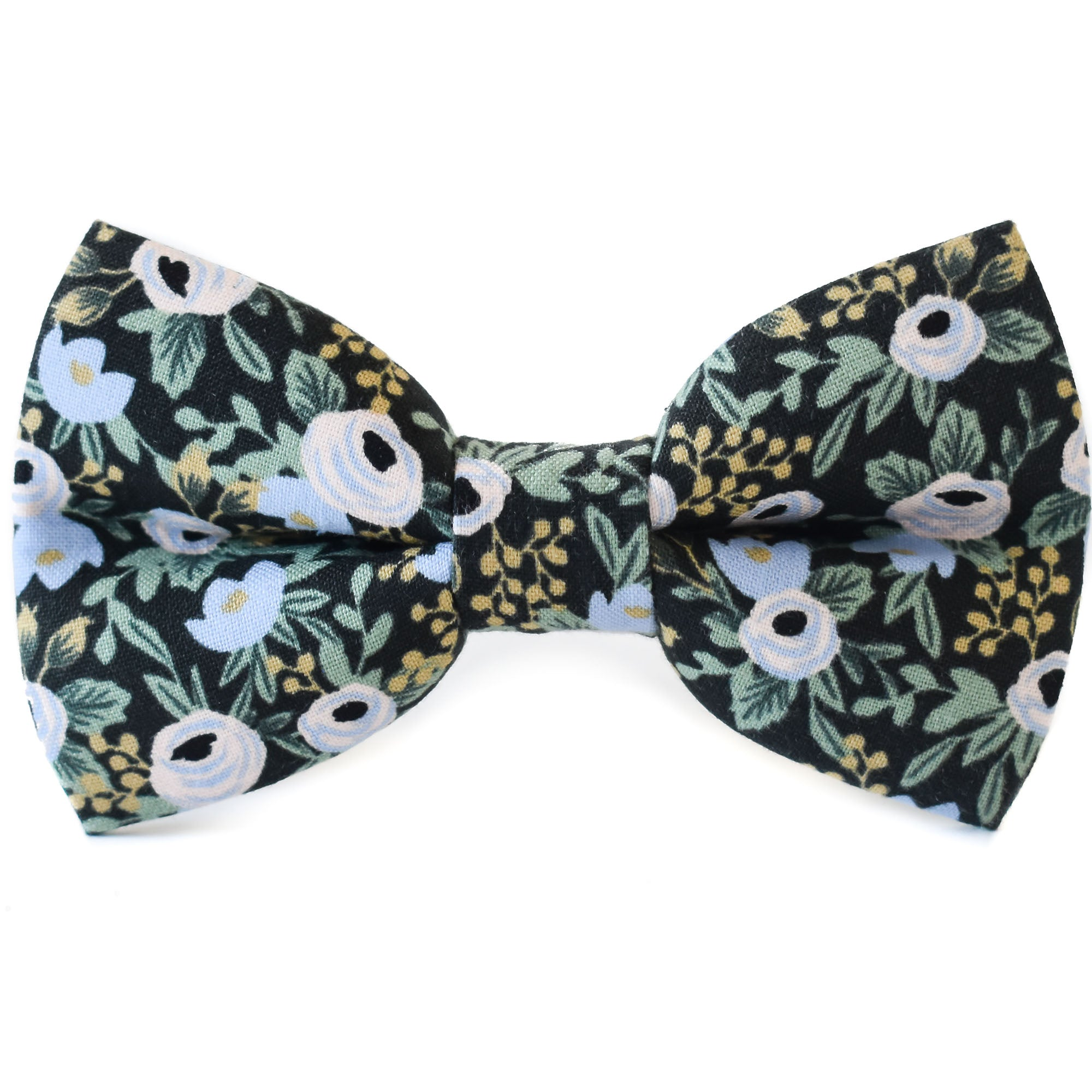 London Floral Dog Bow Tie