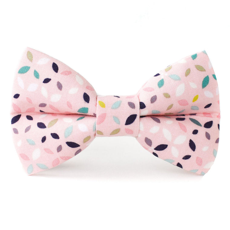 The Emilia Dog Bow Tie