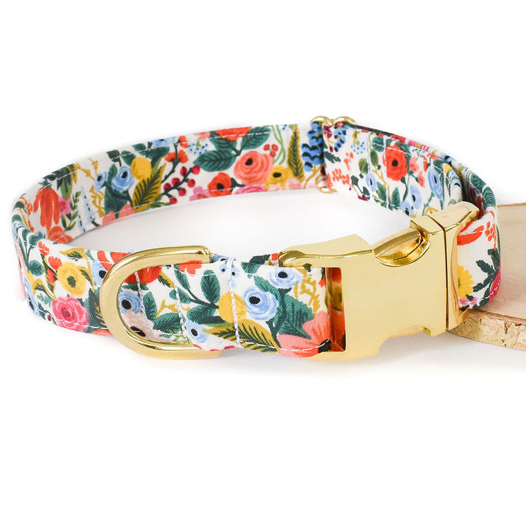 THE AUDREY DOG COLLAR