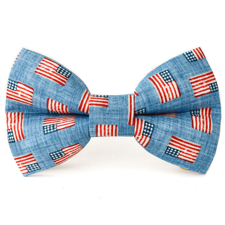 The Bravo Dog Bow Tie