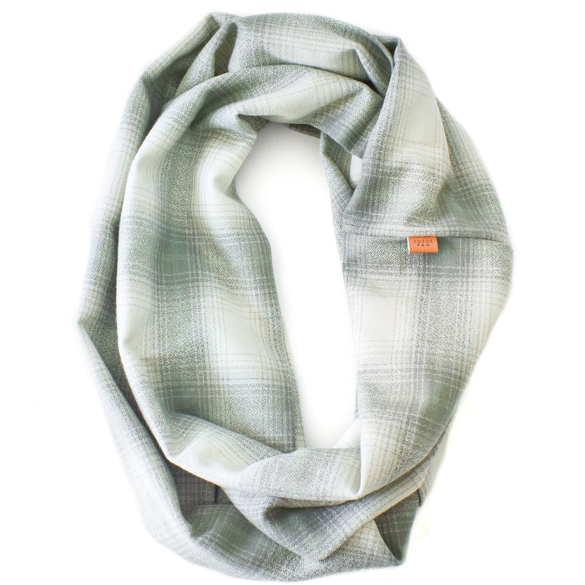 THE TERRA - Flannel Infinity Scarf