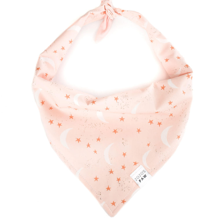Pink Twilight Dog Bandana
