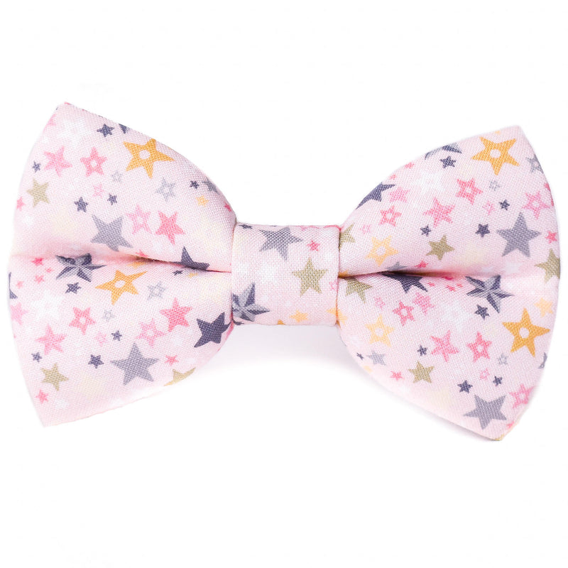 Star Sprinkles Dog Bow Tie