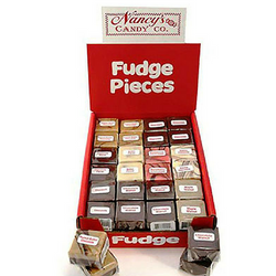 assorted vanilla chocolate and maple fudge Canada