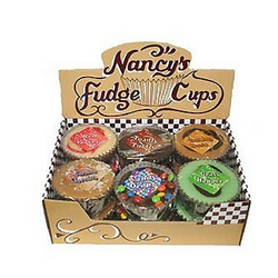 Assorted box with maple fudge