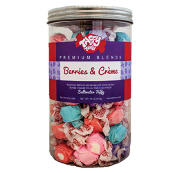 salt water taffy gift jar
