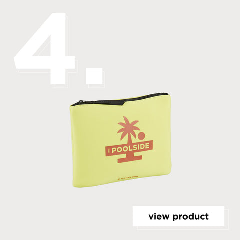 Scotch & Soda Poolside Neoprene Pouch