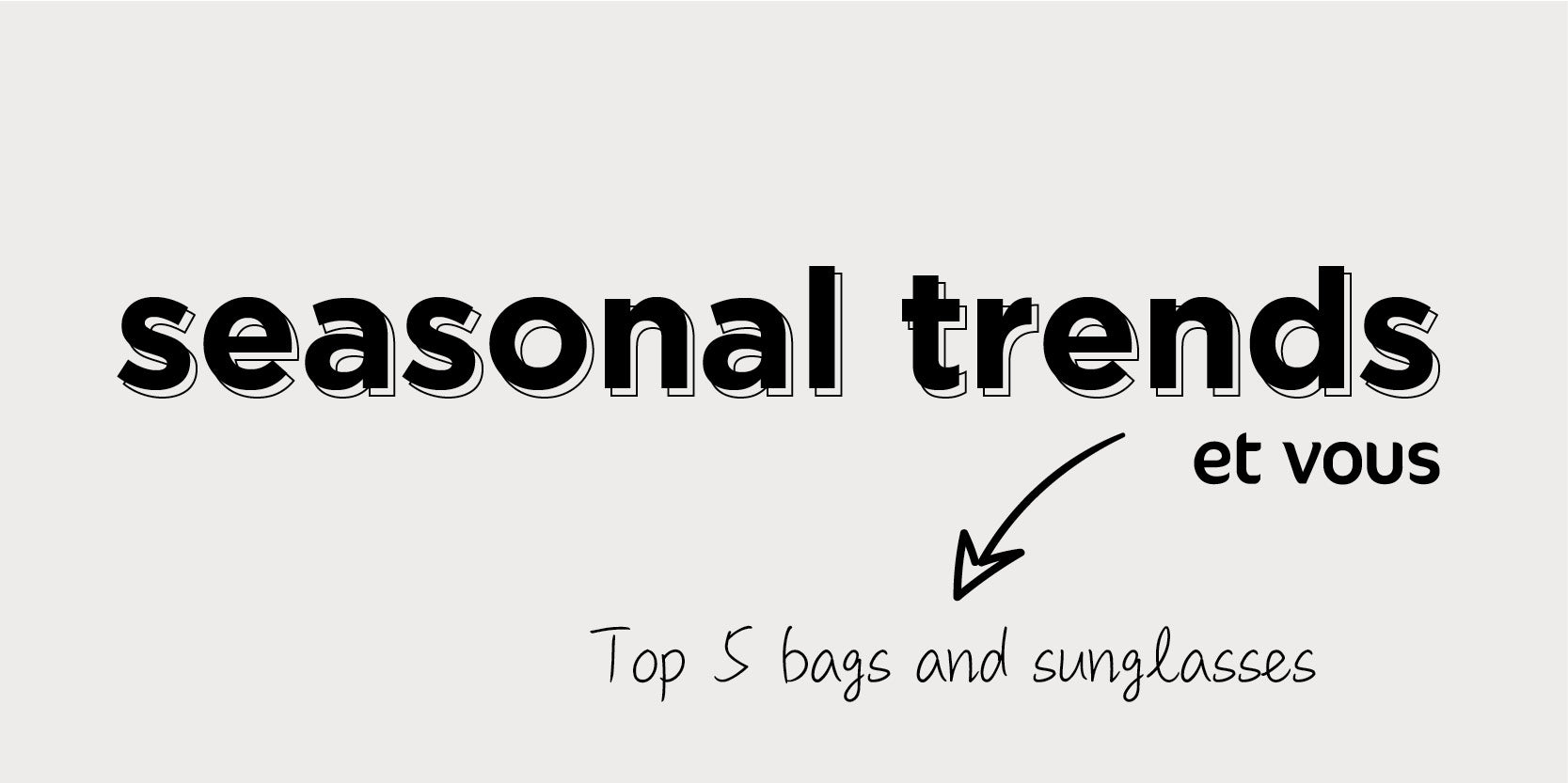 Seasonal trends heading