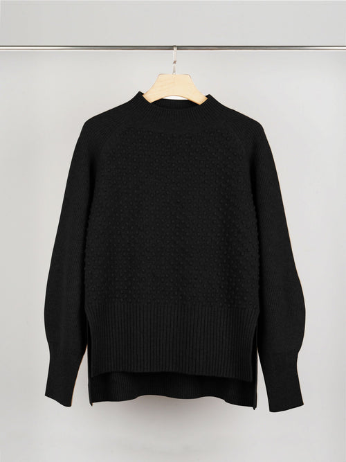 ALEGER Wool/Cashmere Jumper - Et Vous Fashion Boutique