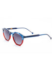 Age Eyewear Cage Blue to Red - Et Vous Fashion Boutique