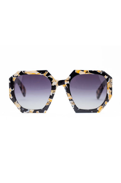Age Eyewear Hostage Black Cream - Et Vous Fashion Boutique