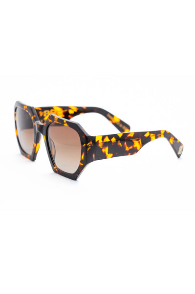 Age Eyewear Hostage Brown Tort - Et Vous Fashion Boutique