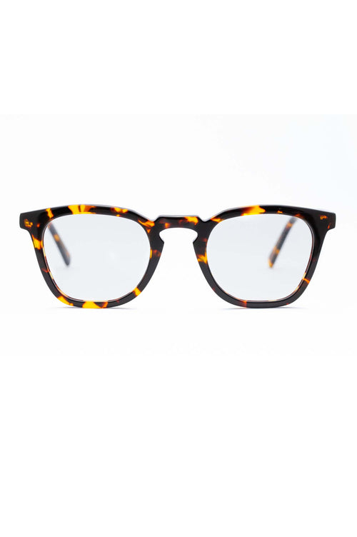 Age Eyewear Page L Brown Tort Optic - Et Vous Fashion Boutique