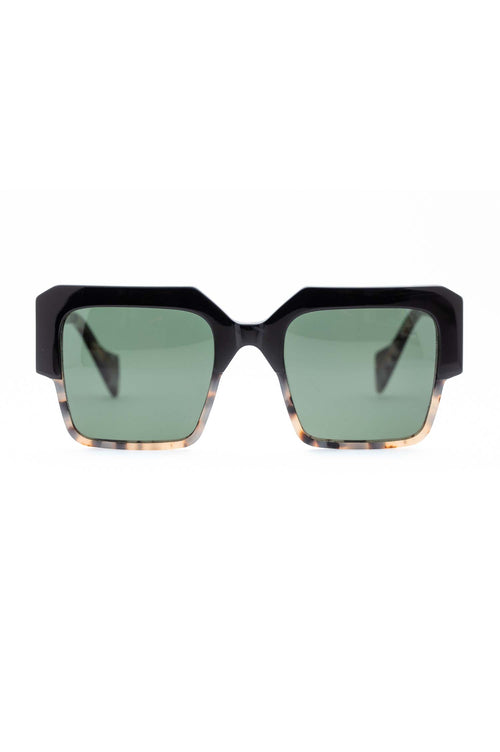 Age Eyewear Stage Black/Milky Tort - Et Vous Fashion Boutique
