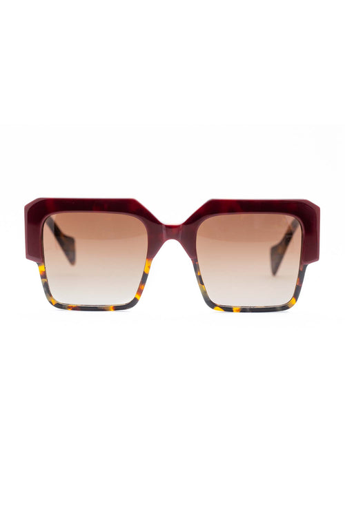 Age Eyewear Stage Plum/Tort - Et Vous Fashion Boutique