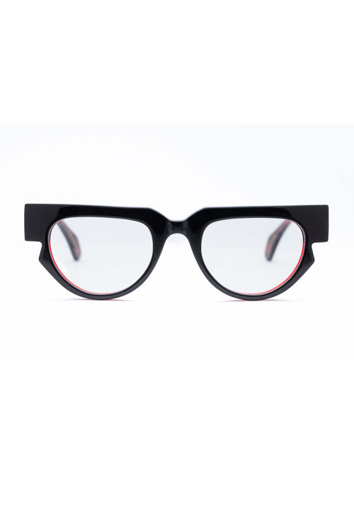Age Eyewear Triage Black Optic - Et Vous Fashion Boutique