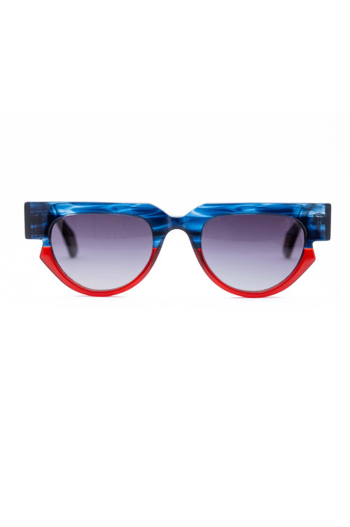 Age Eyewear Triage Blue Red - Et Vous Fashion Boutique