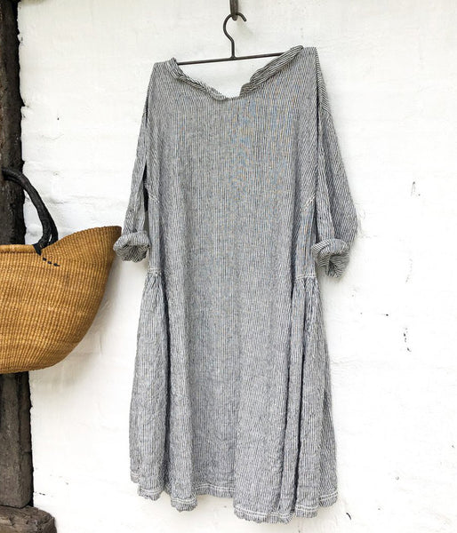 Meg by Design Audrey Linen dress - Et Vous Fashion Boutique