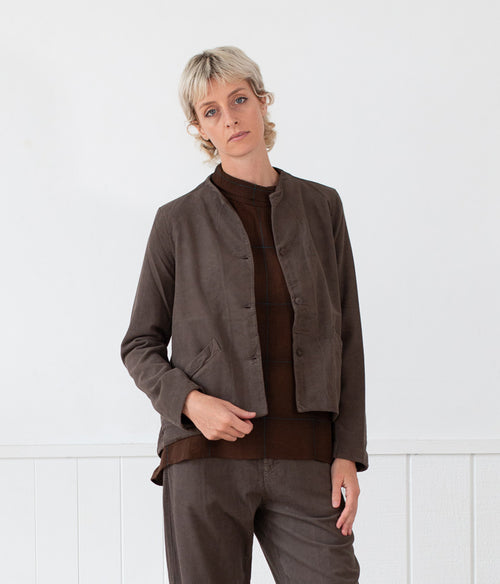 Transit Par-Such Boxy Jacket - Et Vous Fashion Boutique