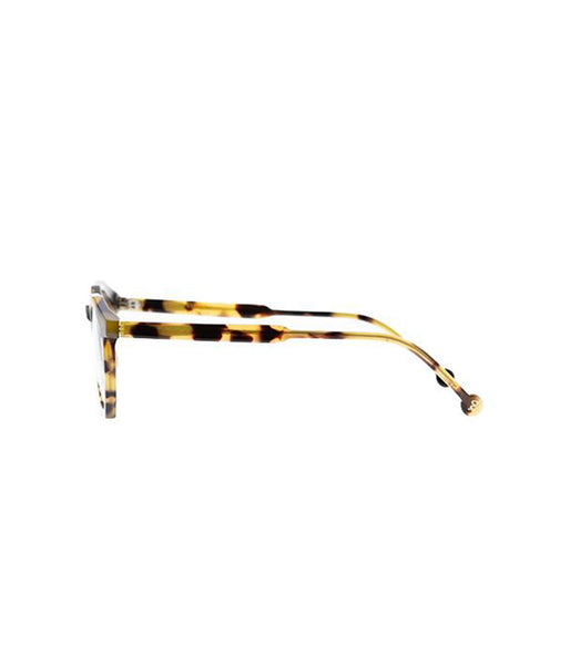 Age Eyewear Cage Honey Tort Optic - Et Vous Fashion Boutique