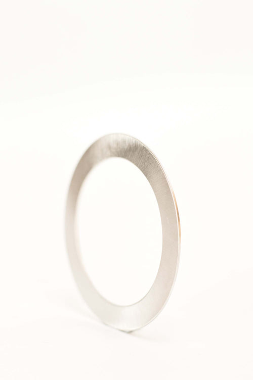 CATH•S Flat and Round Bracelet Bronze/Silver - Et Vous Fashion Boutique