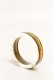 CATH•S Layered Horn Cylinder Bracelet - Et Vous Fashion Boutique