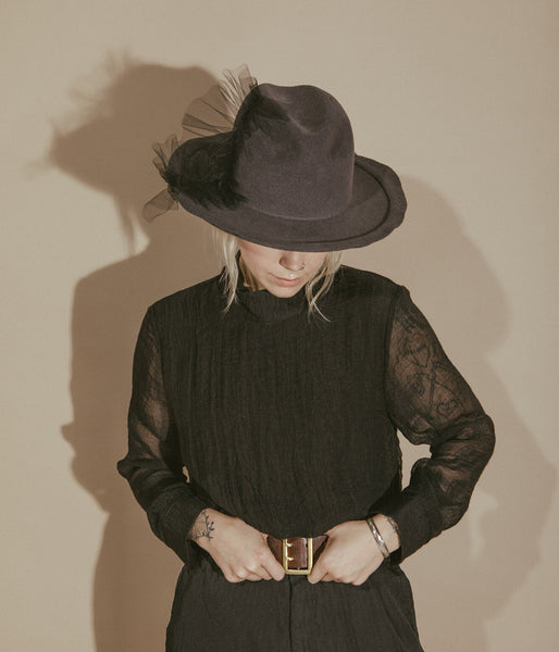 Claudia Schulz Margot Hat - Et Vous Fashion Boutique