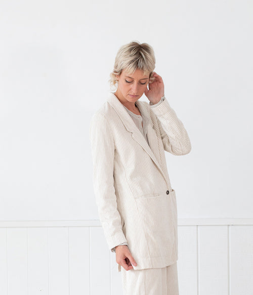 Transit Par- Such Corded Jacket - Et Vous Fashion Boutique