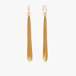 Rachel Stichbury Fluidity Earrings Gold Plated - Et Vous Fashion Boutique
