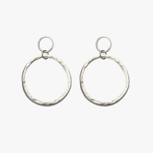 Rachel Stichbury Halo Earrings Sterling Silver - Et Vous Fashion Boutique
